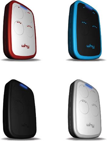 télécommande WHY-2