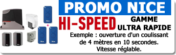 promo NICE Hi Speed