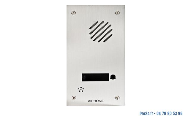 telecommande aiphone f-inox aip fdb1 face