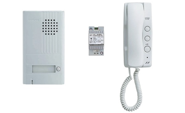 telecommande aiphone kit-audio da1as face