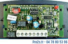 telecommande allmatic bro 22w interieur