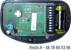 telecommande asa tx1 306 interieur