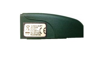 telecommande cardin kit s449 700m cote