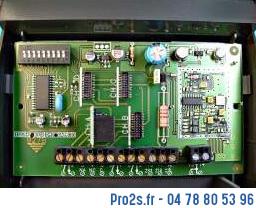 telecommande cardin r s476 face