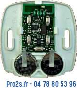 telecommande cardin s449 4m interieur