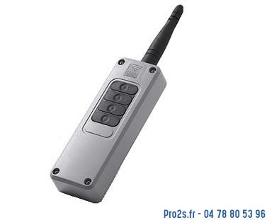 telecommande cardin txqpro449-4a interieur