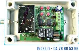 telecommande chamb r8002e face