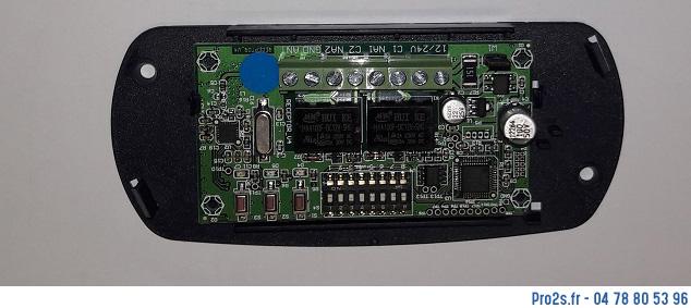 telecommande compat rx2 unicom face