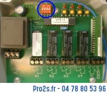 telecommande dickert e15 868a400 interieur