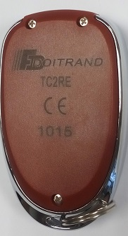 telecommande doitrand tc2re interieur