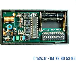 telecommande elek ktr4 interieur
