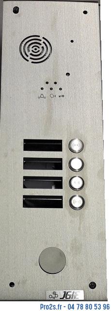 telecommande interph gsm gim3104 interieur