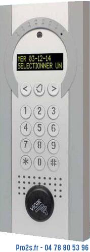 telecommande intratone sr interieur