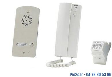 telecommande jgie kit-audio 5fils antivandale face
