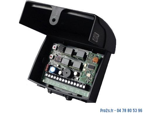 telecommande kit cardin fm 4relais interieur