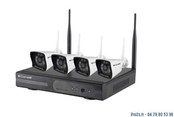telecommande kit comelit cctv wikit080a face