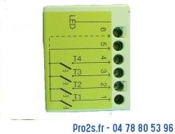 telecommande moovo module radio mti4 face