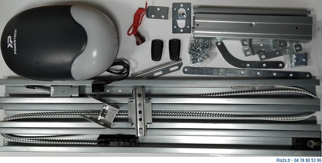 telecommande powertech kit-garage pg120wifi interieur