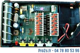 telecommande prastel kmft2-2 26995 interieur