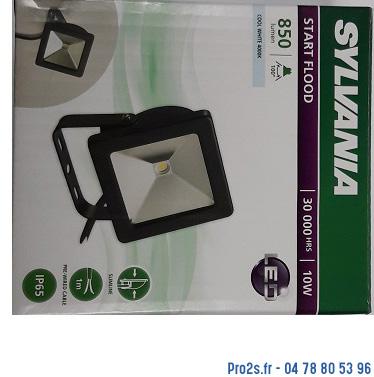 telecommande projecteur led sylvania-10w interieur