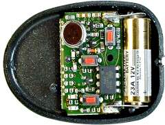telecommande proteco hit interieur