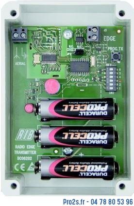telecommande radio-master red acg6202 interieur