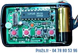 telecommande remocon rmc630 224 interieur