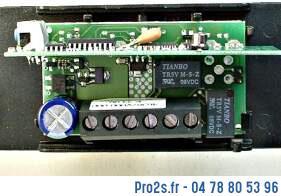 telecommande sommer recepteur 4796 interieur