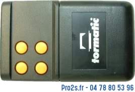 telecommande tormatic hs43 4e face